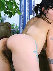 Sexy naked extra boobs gif